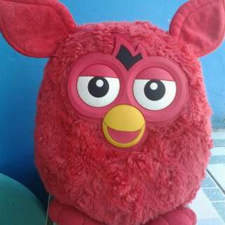 furby stuff toy