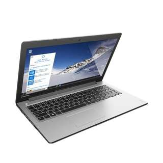 Kredit Laptop Lenovo IP 320s i3 ram 4GB ssd 256GB ready HP PS4 Kamera