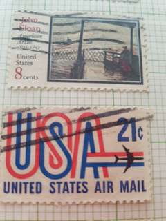 USA stamp for collection