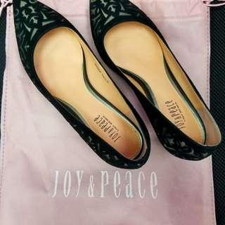 女裝1.5吋高跟鞋。
