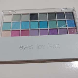 Elf Cool Eyeshadow Palette