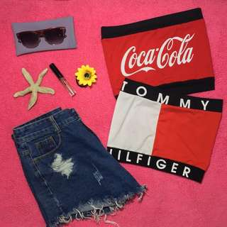 Cola and Tommy Bandeau