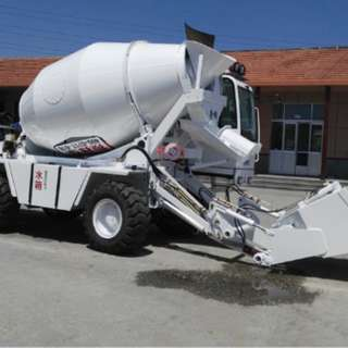 JBC4.0 new concrete mixer construction truck