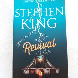 English Novel Revival by Stephen King