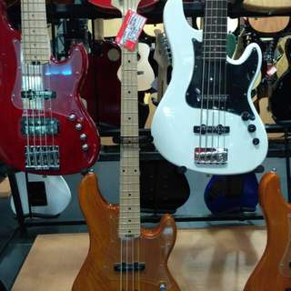 Kredit Cort Gitar Bass GB74JJ Nat