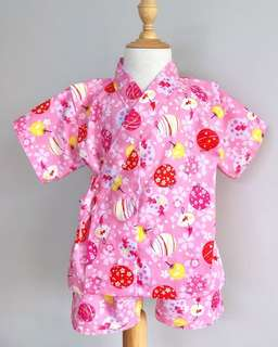 Japanese Jinbei for Toddlers