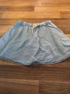 Seed heritage Denim Skirt kids