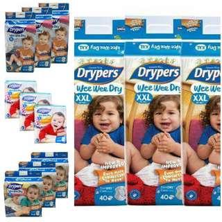 Drypers Wee Wee (carton)