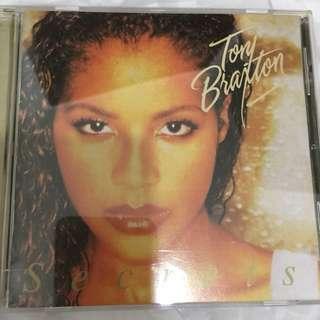 Tony Braxton cd