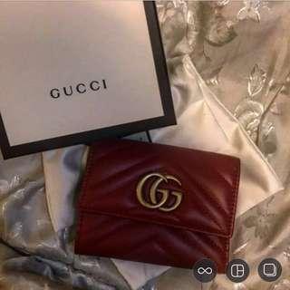 🚚 Gucci中夾