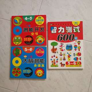 BN Left and Right Brain books