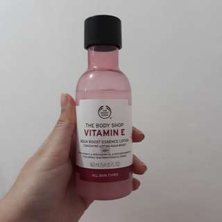 The Body Shop Vitamin E Essence