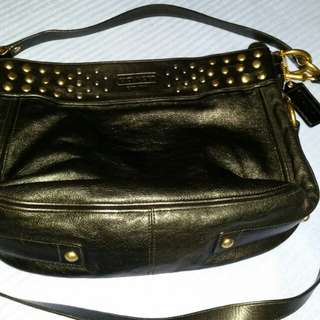 Authentic Coach Leather Bag (Preloved)