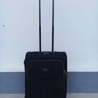 samsonite luggage travel bag