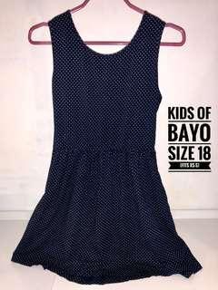 Kids of Bayo Dress