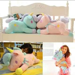 55 cm Blue Little Pony Soft Plush