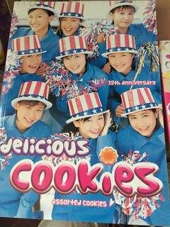 Cookies 寫真集