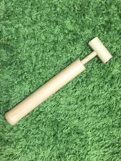 木頭水槍玩具