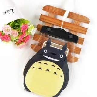 手機防水袋(尺寸5.5寸內都可用) : 龍貓款
