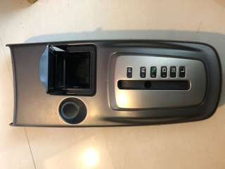 Cs3 auto gearbox cover