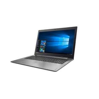 Kredit Laptop Lenovo IP 320 i3 ram 4GB hdd 1TB ready Kamer HP PS4