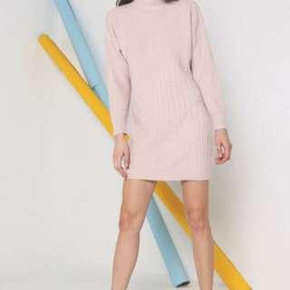47df3a119e Hollyhoque Joann Knit Sweatdress