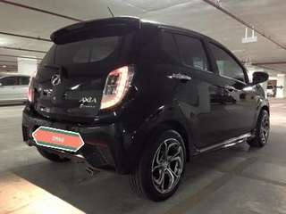 Axia for rent grab