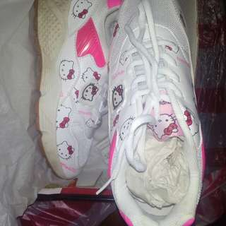 Hello Kitty Rubbershoes