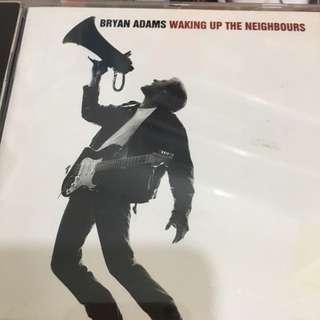 Bryan adams cd
