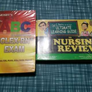 Nursing Review Books