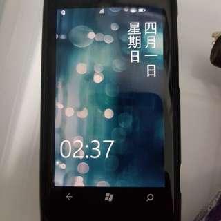 🚚 Nokia Lumia 800 7成新 功能正常