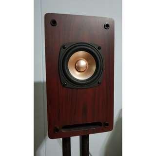 """DIY  Full Range 4"""" Speakers"""