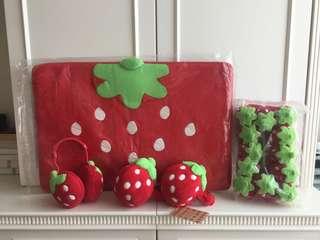 Strawberry set