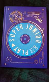 Super Junior Play One more chance version Heechul CD