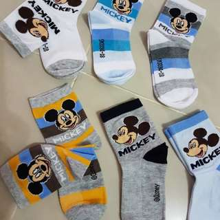 Mickey Mouse Sock