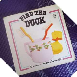 Find the Duck Book