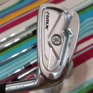 Yamaha 2017 RMX 116 FORGED golf irons