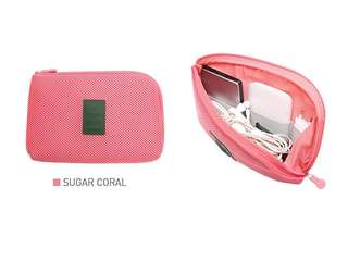 Travel Series Cable/Cosmetic Pouch