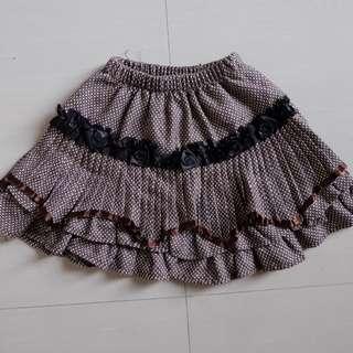 babydoll skirt, rok anak