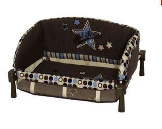 Baby Trend Nursery Playard Deluxe (All Stars)