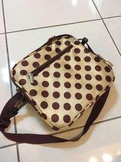 Breast milk cooler bag
