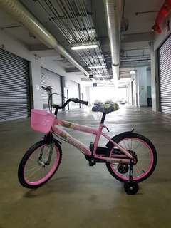 "Brand new kids bike bicycle for sale - 12"" 14"" 16"" 18"" pink"