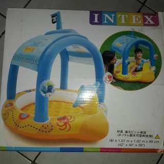 Intex captain baby pool