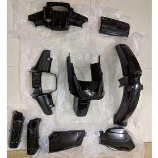 EX5 Body Cover Sets (BLACK)..NEW!!..ORI