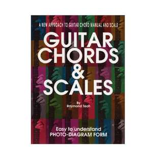 Guitar Chords & Scales (Beginner Guitar Book)