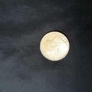 Old Coin, Victoria Del.Gpa.Regina