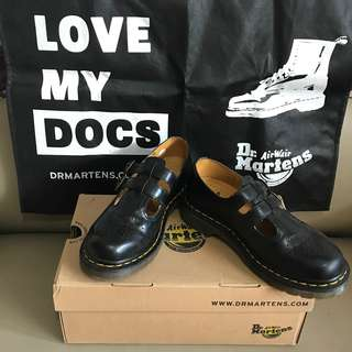 Dr. Martens - Mary Jane 8065 Black ( Docmart NEGO )