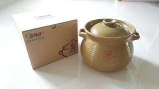 Brand new claypot