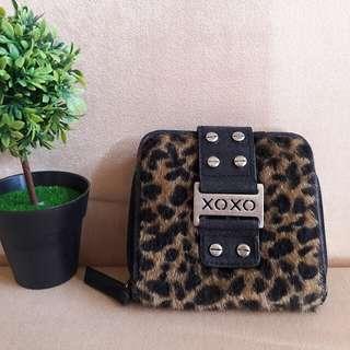XOXO Leopard Wallet