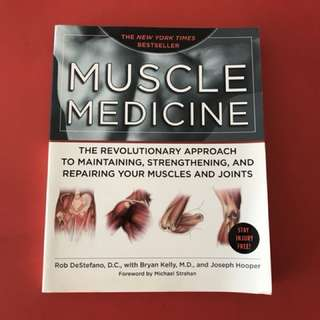 MUSCLE MEDICINE - HEALTH FITNESS THERAPY